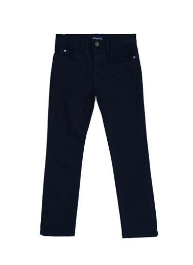 North Of Navy Pantolon Lacivert